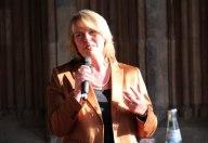 Sabine Newrzella berichtet über die Ausbildung im Unternehmen