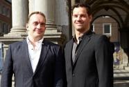 Michael Arens und Manfred Buschmann sorgen für die gute Ausbildung in der Backstube (Foto: Nonnenmacher)