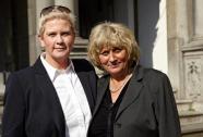 Marion Grünheid und Ursula Wagner bilden in Leverkusen den Nachwuchs aus (Foto: Nonnenmacher)