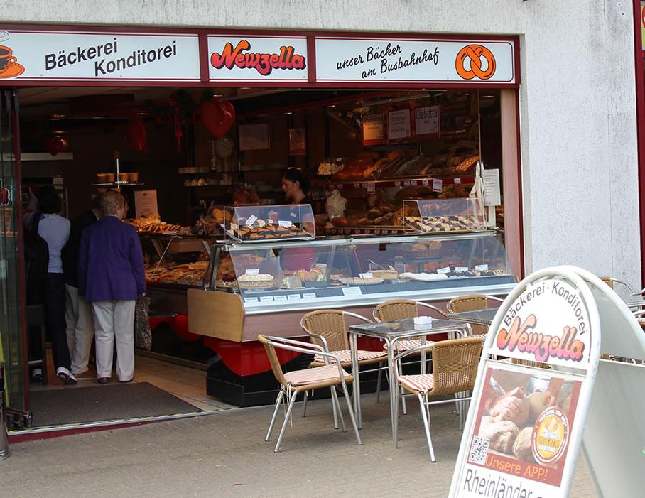 Bäckerei Konditorei Newzella, Fachgeschäft in Leverkusen-Wiesdorf