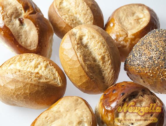 Brötchenvielfalt von Newzella