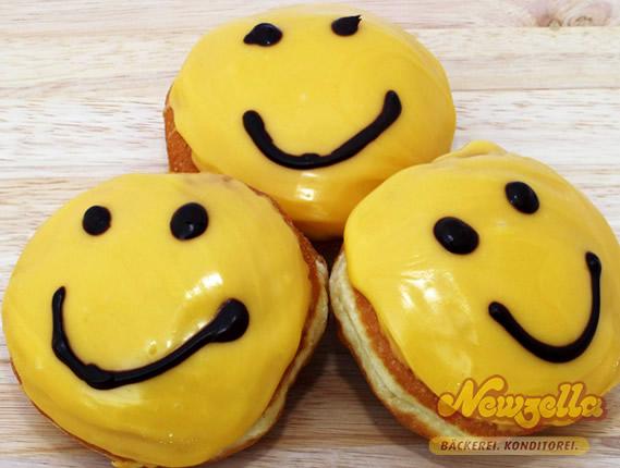 Smiley Berliner von Newzella
