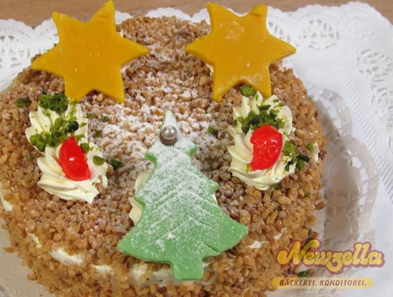 Weihnachtstorten von Newzella