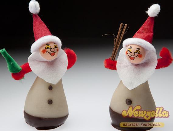 Weihnachtsmänner von Newzella