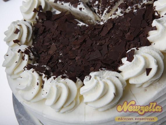 Köstliche Eissplittertorte von Newzella