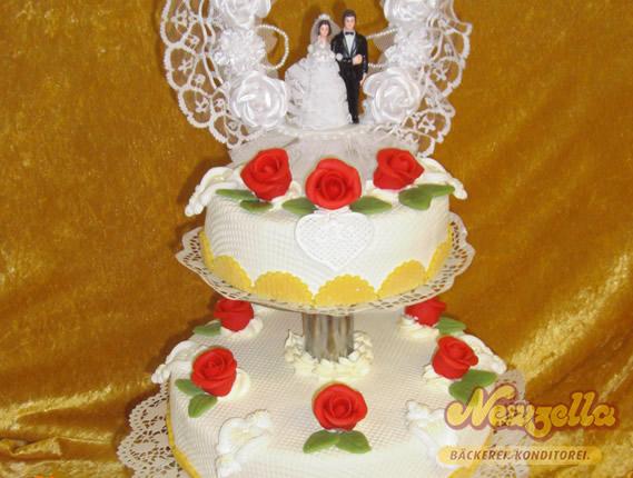 Hochzeitstorten von Newzella