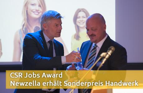 CSR Jobs Award 2015