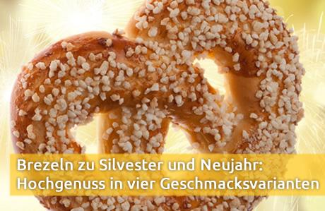 Brezeln Neujahr Silvester Köln Leverkusen Pulheim