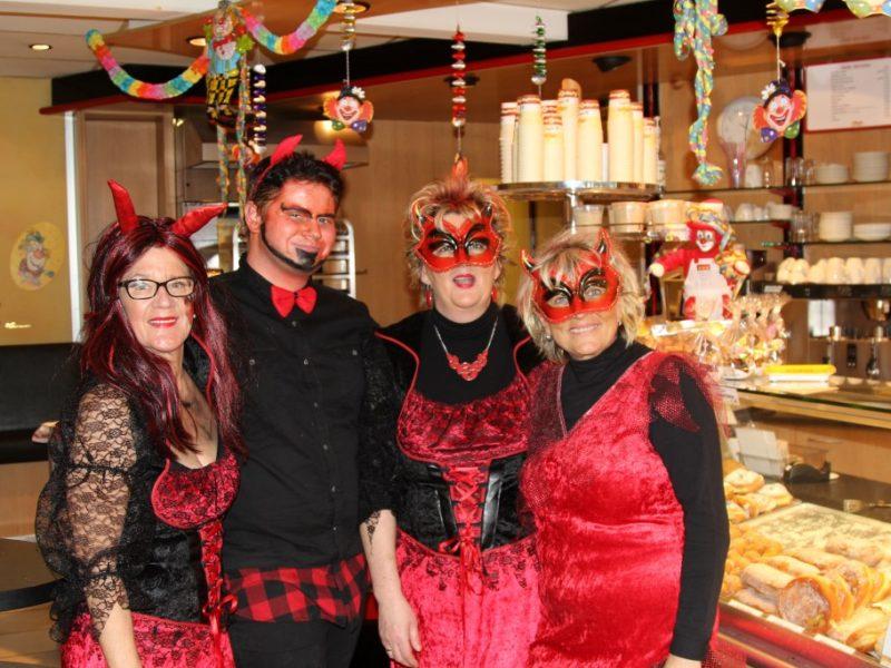 Karneval bei Newzella